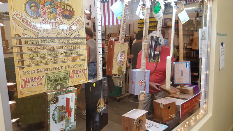 Cigar Box Guitar Store