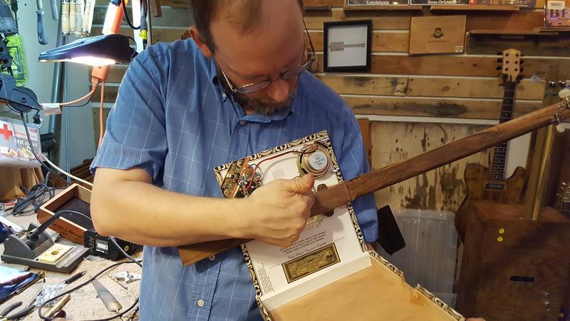 Scott Griepentrog guitar