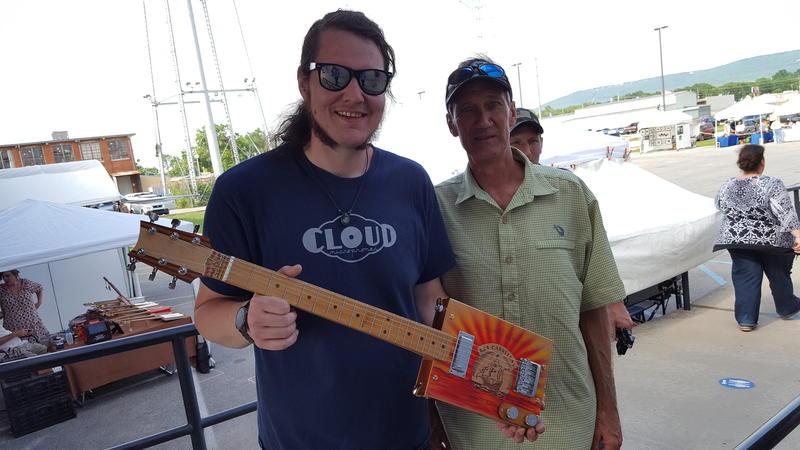 Bowlin Wrobel guitar