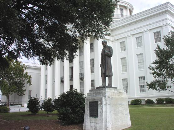 Dr. J. Marion Sims statue