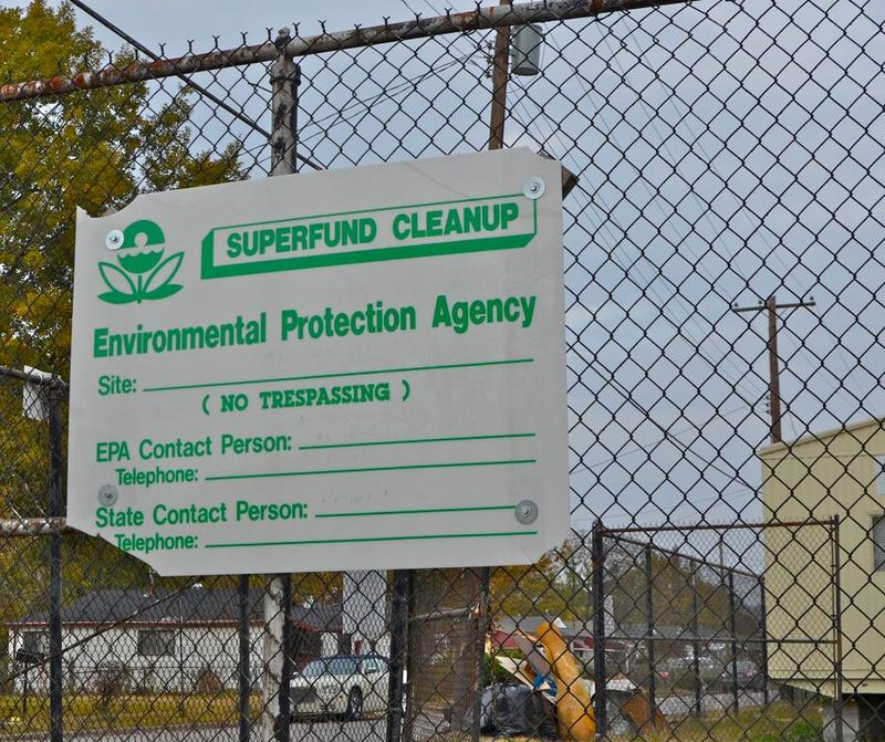 superfund cleanup