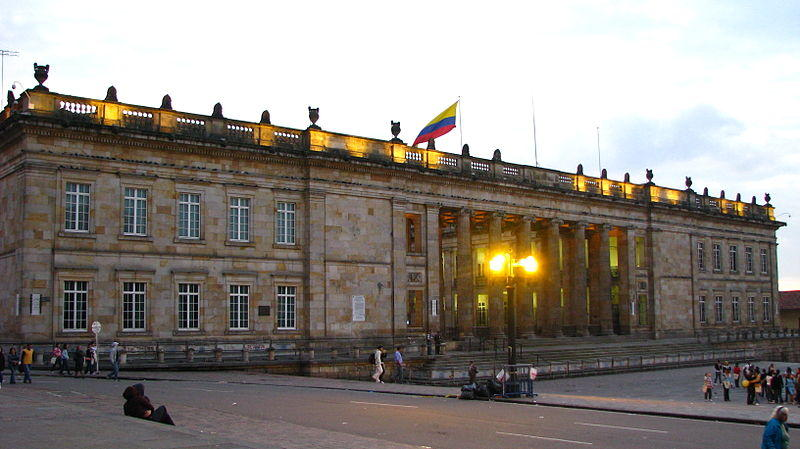 Colombia capitol