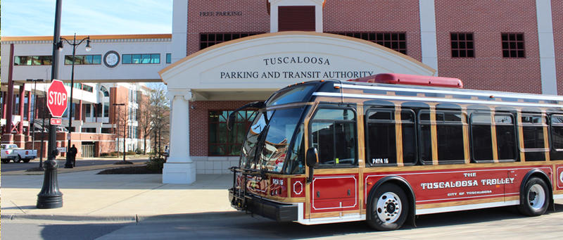 tuscaloosa trolley