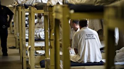 senate committee to debate prison construction bill alabama public