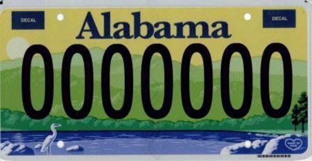 Alabama Motorists Getting New License Plates Soon ...