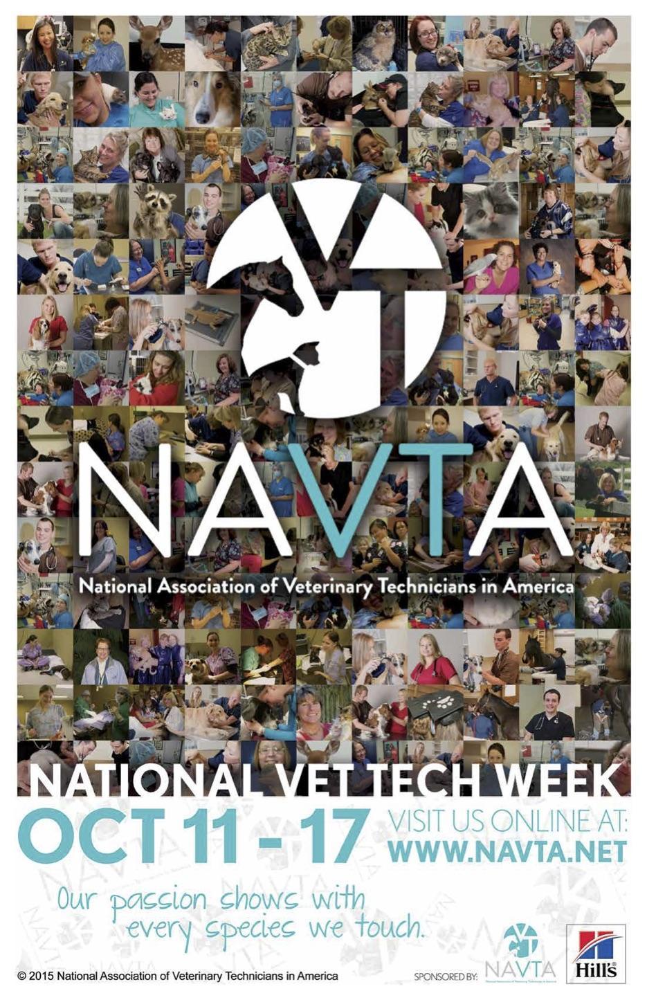 National Veterinary Technician Week 2015 Alabama Public Radio