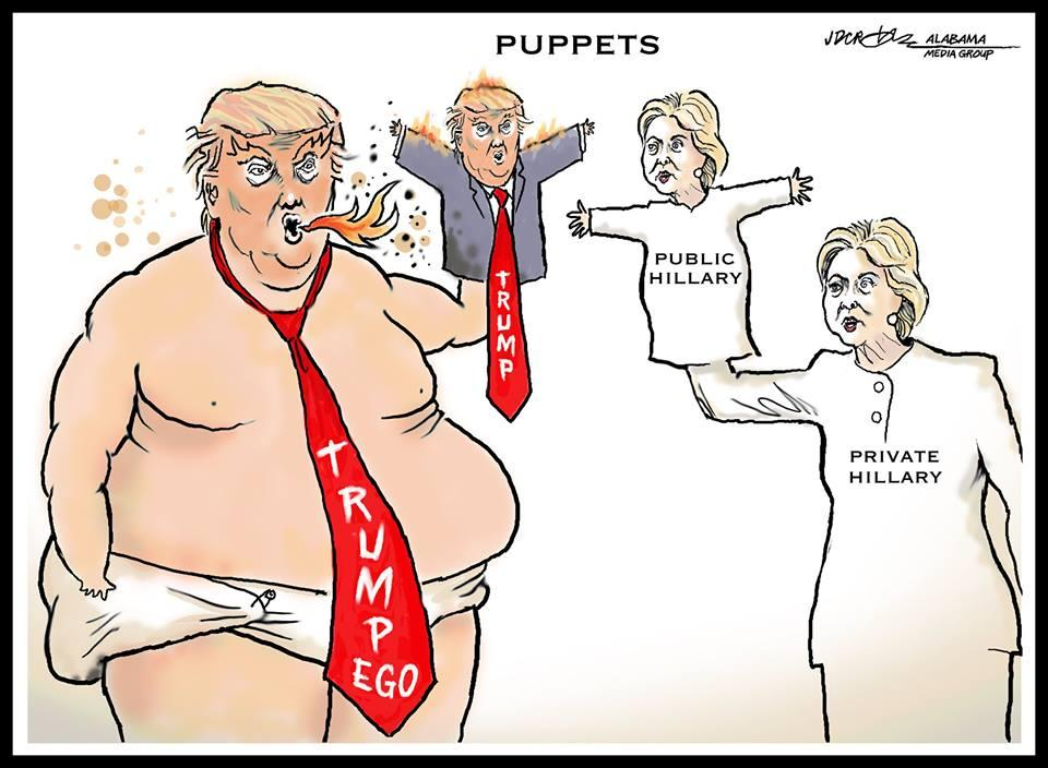 Painting The Political Picture Editorial Cartoons In Alabama