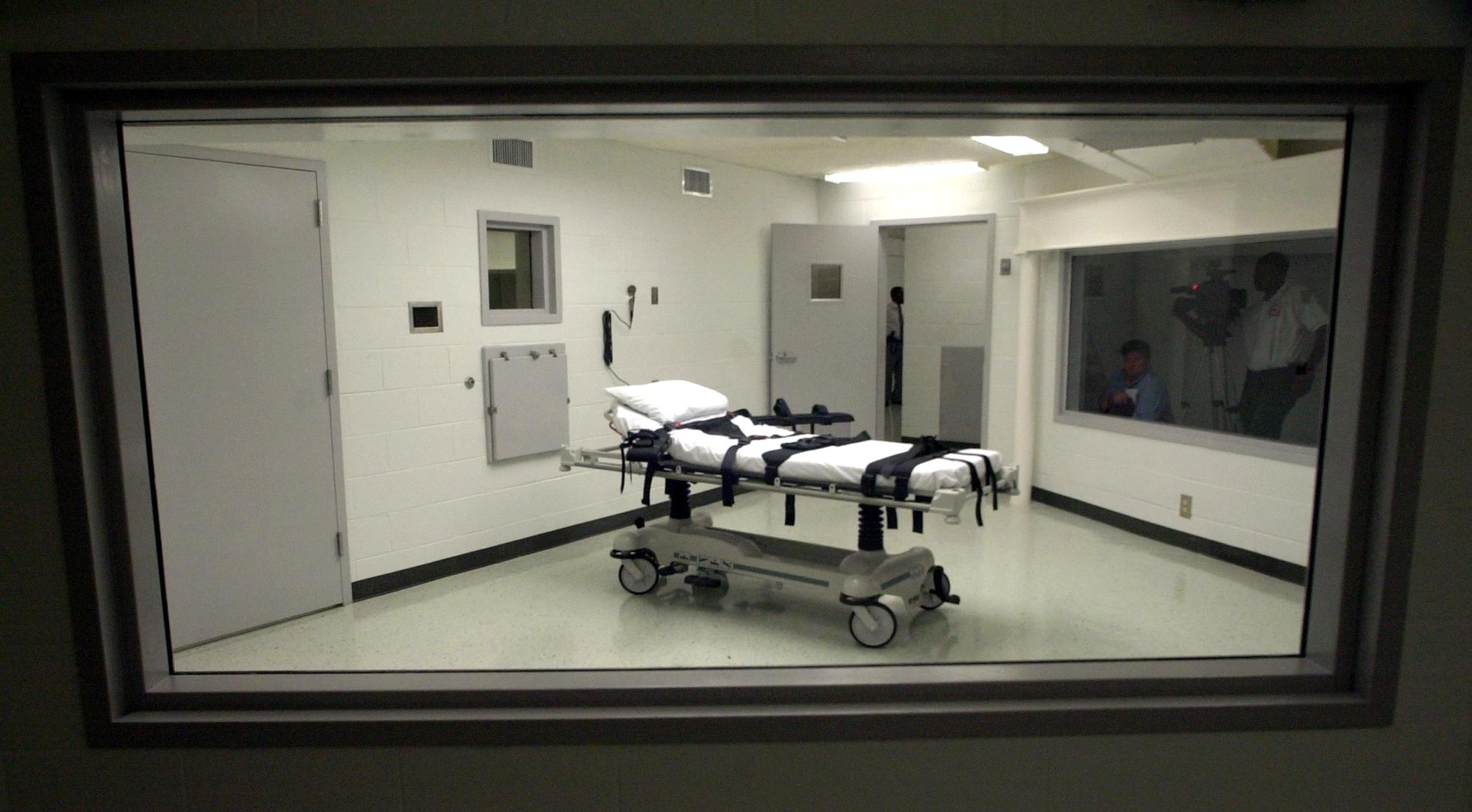 Federal Judge Halts Borden Execution