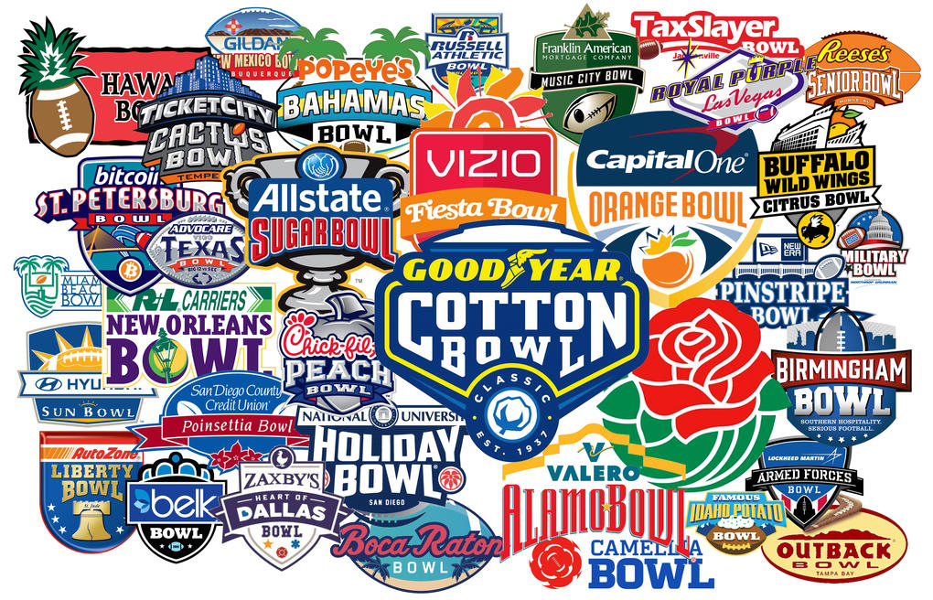 Image result for college football bowl games