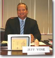 Sangamon County Regional Superintendent Jeff Vose
