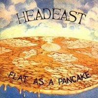 The original artwork for the initial release of Flat As A Pancake