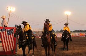 At the Hilltop Saddle Club's annual rodeo in Kansas City, Kan., most members of the group said they oppose horse slaughter.