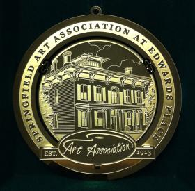 SAA's 2013 ornament for the St. Joseph's Home, designed by Thom Whalen