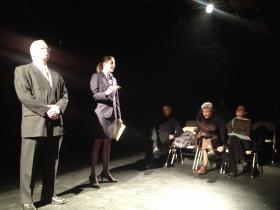 Stuart Levine received a significantly reduced five-and-a-half year sentence because prosecutors say he did so much to further their investigation into corruption in Illinois and Chicago government. A play about Levine seeks to make audience members ask themselves what they would have done in Levine's position.