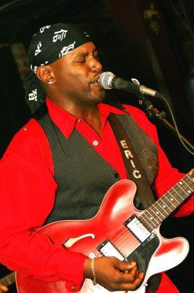 Eric Guitar Davis