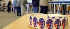 Illinois polls are open from 6 a.m. to 7 p.m. Tuesday, March 18.