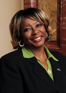 Sen. Mattie Hunter (D-Chicago)
