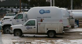 36 of 50 states will have weather-related propane emergencies in place through the middle of March