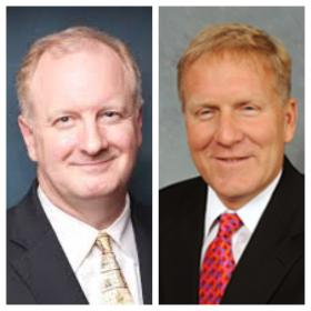 DuPage County Auditor Bob Grogan and Rep. Tom Cross (R-Oswego) face off in the Republican primary for State Treasurer.