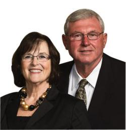 Rachel Broughton and husband Perry, Springfield area entrepreneurs