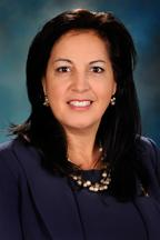 State Rep. Linda Chapa LaVia's Aurora district includes the Illinois Math and Science Academy.