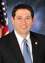 Sen. Jason Barickman, R-Bloomington