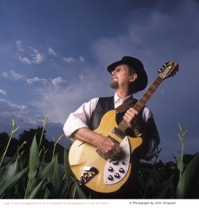 Roger McGuinn plays the Sangamon Auditorium May 14, 2015