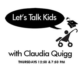 Let's Talk Kids logo