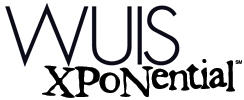 WUIS Xponential logo