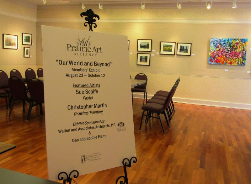 Prairie Art Alliance Exhibit