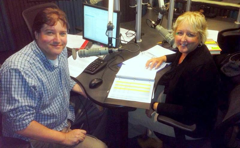 Sean Crawford and Julie Sullivan discuss joining the Calendar Club to invest in WUIS and an informed community.