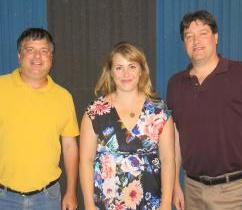 Bill Wheelhouse, Kelly McEvers, Sean Crawford