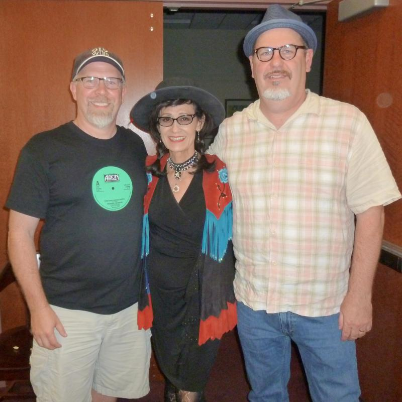 Randy Eccles, Rosie Flores, Sean Burns