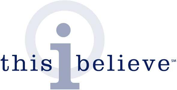 This I Believe logo