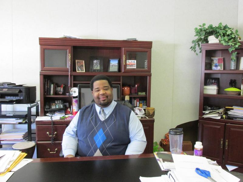Principal at Roberston, Cordell Ingram