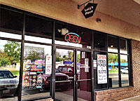 Lucy's Place is a video gaming parlor located in a strip mall in Springfield.