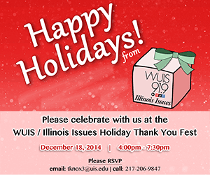 WUIS Holiday Card
