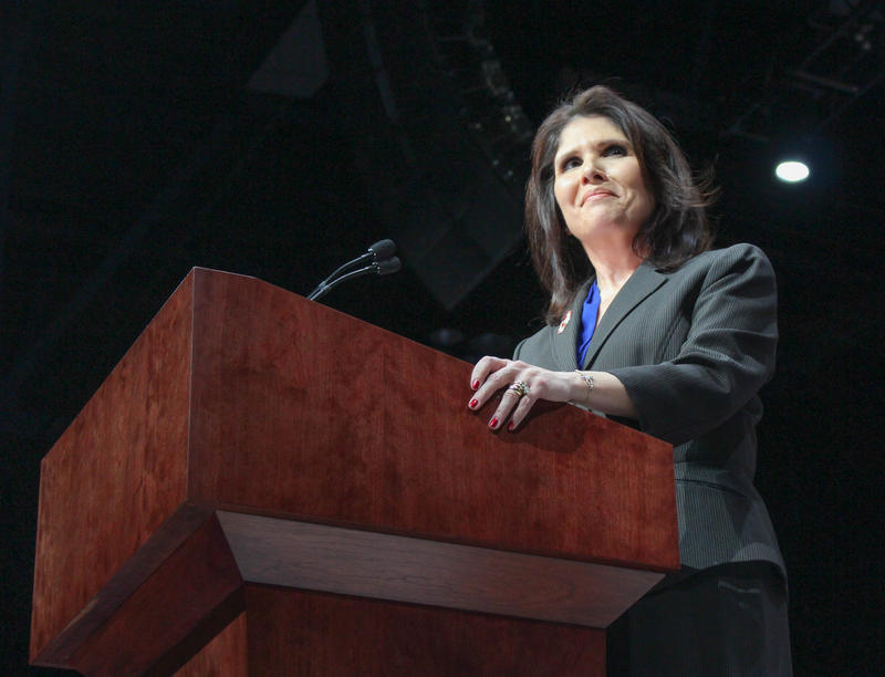 Evalyn Sanguinetti at Inauguration 2015