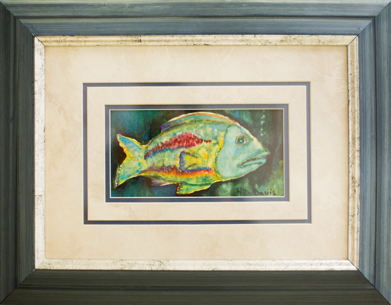 Fun Fish by Rita Davis