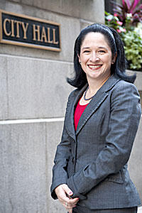 Chicago City Clerk Susana Mendoza