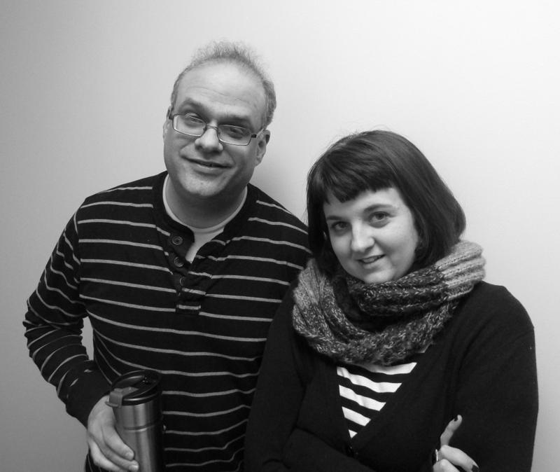 Scott Faingold & Rachel Otwell publicity shot