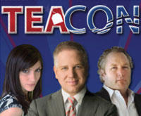 St. Louis Tea Party co-founder Dana Loesch and commentators Glenn Beck and Andrew Breitbart appeared at the Midwest Tea Party Convention — TeaCon — in Schaumburg this fall.
