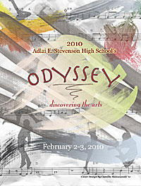 The Odyssey program is a two-day fine arts festival attended by everyone at Stevenson High School in Lincolnshire.