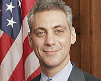 Chief of Staff Rahm Emanuel