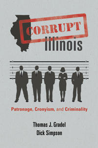 Corrupt Illinois book cover