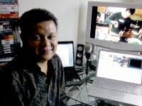Don Tagala is a news correspondent for Balitang America, a U.S.-based network for ABS-CBN International in the Philippines.