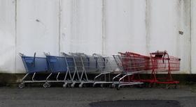 empty shopping carts