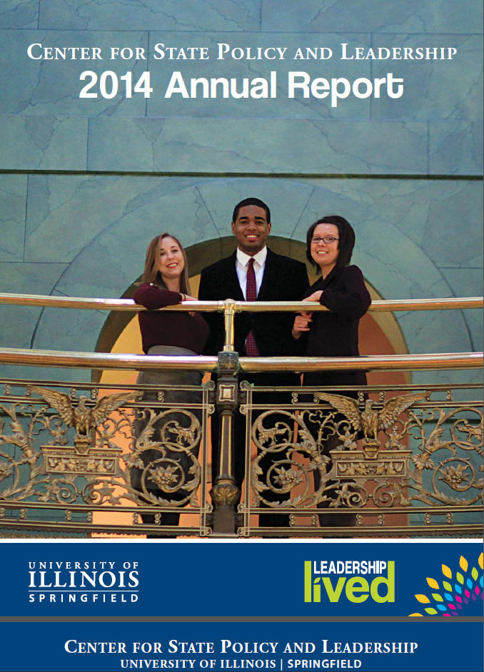 Center for State Policy & Leadership Annual Report