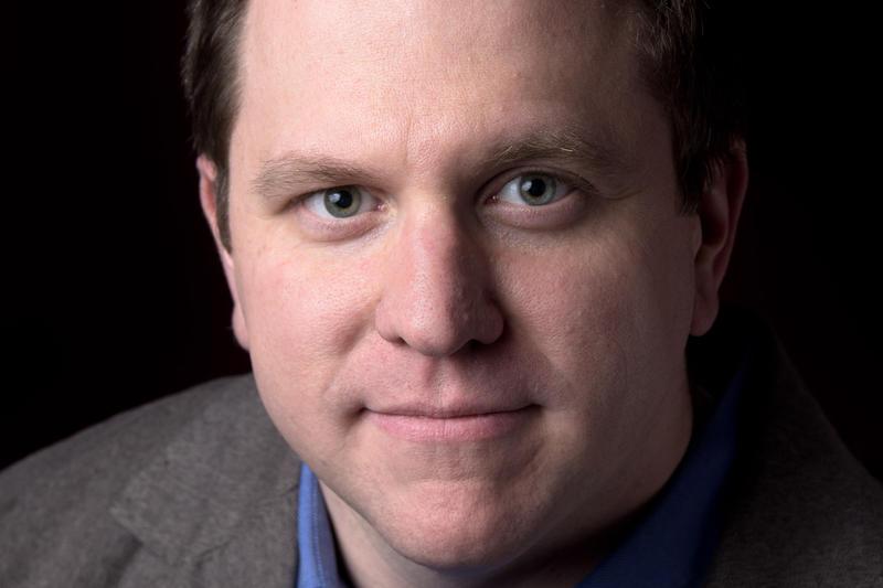 Brian Mackey headshot