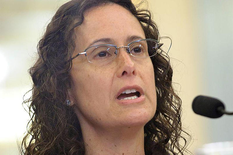 Illinois Attorney General Lisa Madigan heatshot